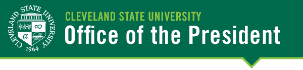 Cleveland State University Office of the President